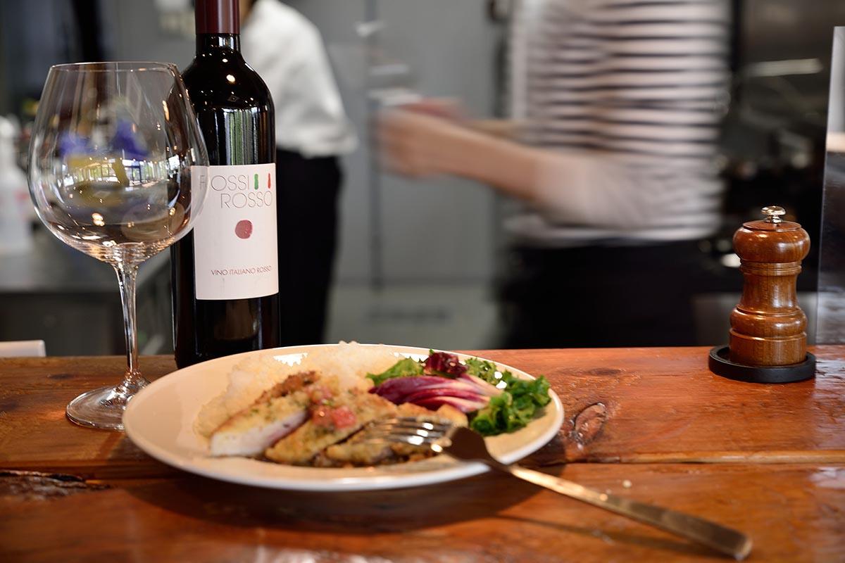 イタリアンレストラン ラーペロンツァ 料理
